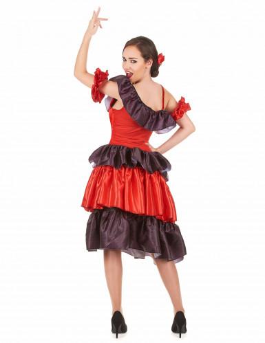 Déguisement flamenco femme-2
