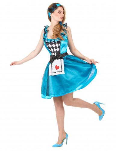 Déguisement Alice au pays imaginaire femme-1