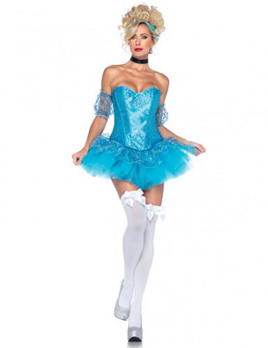 Déguisement princesse ballerine conte de fées femme