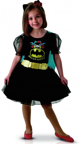 Déguisement batgirl Hello Kitty™