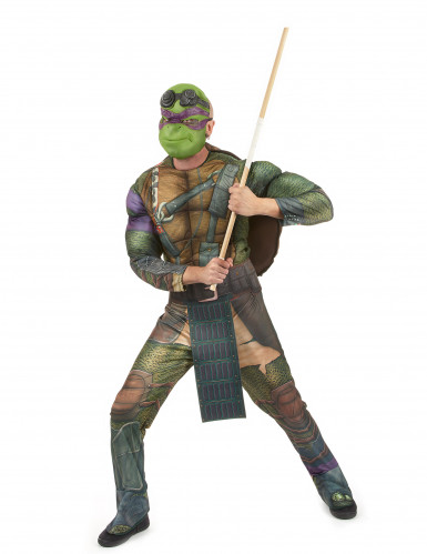 Déguisement luxe Donatello Tortues Ninja™adulte-1