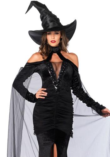Déguisement sorcière sexy femme-2