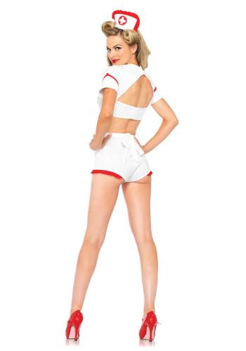 Déguisement infirmière sexy femme-2