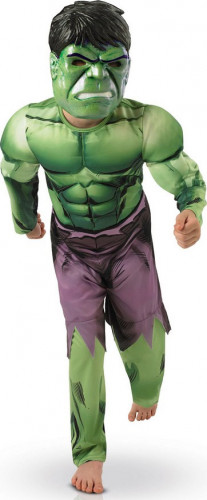 Déguisement luxe Hulk Avengers Assemble™ garçon