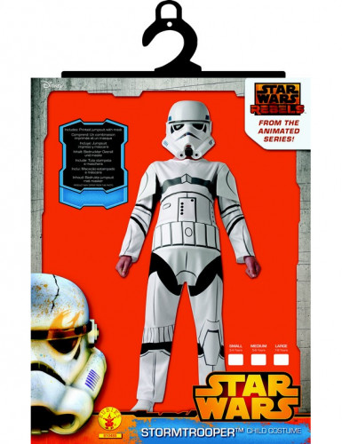 Déguisement classique Stormtrooper Star Wars Rebels™ enfant-1