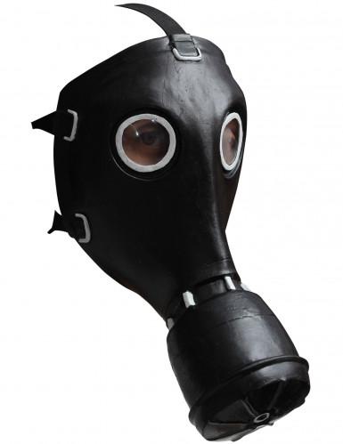 Masque à gaz noir