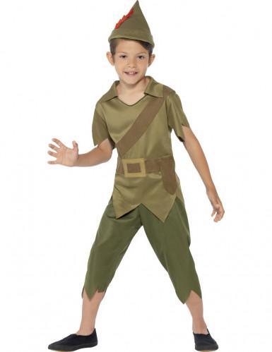 Déguisement garçon des forêts enfant