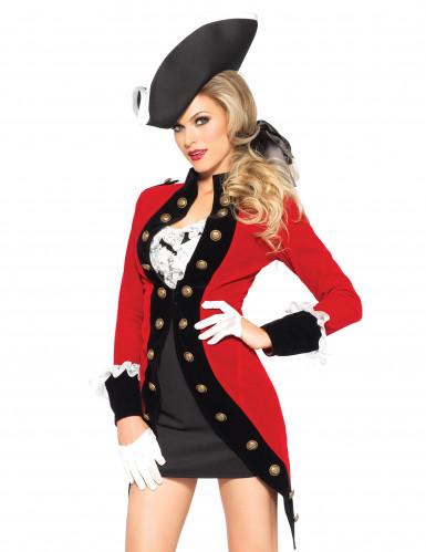 Déguisement pirate révolutionnaire femme-1