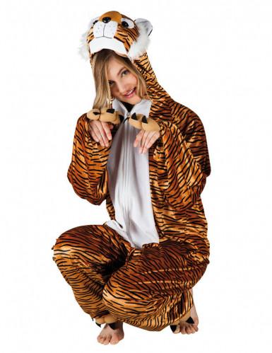 Déguisement tigre adulte-1