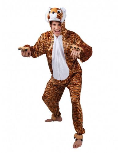 Déguisement tigre adulte-2