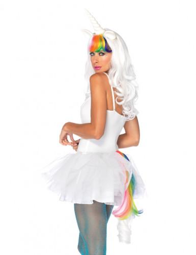 Kit licorne multicolore femme