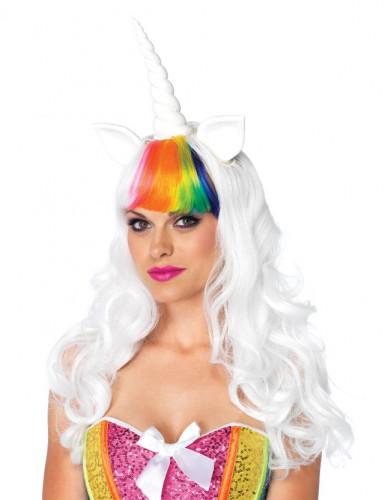 Kit licorne multicolore femme-1