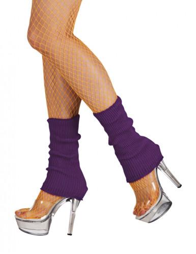Jambières violettes femme