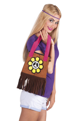 Sac Hippie Flower power