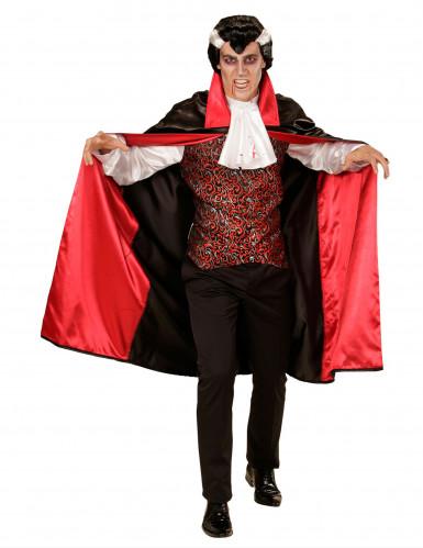 Déguisement vampire avec jabot homme Halloween