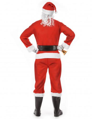 Déguisement Père Noël complet Adulte-2