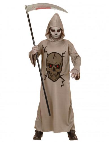 Déguisement faucheuse squelette enfant Halloween