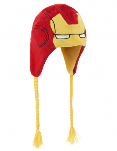Bonnet Iron Man™ adulte