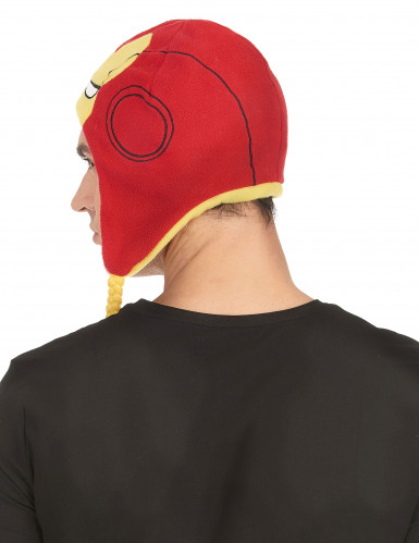 Bonnet Iron Man™ adulte-2