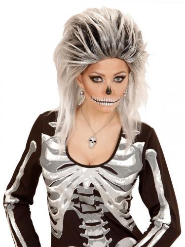 Bijoux crânes femme Halloween-1