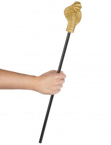Sceptre royal serpent 58 cm-1