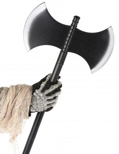 Gants squelette Halloween-1
