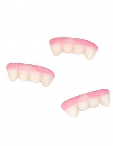 Boîte bonbons dents vampire Haribo™ 1 kg Halloween-1