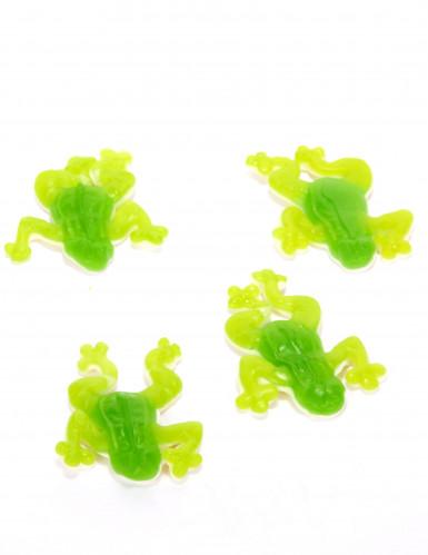 Sachet bonbons grenouilles vertes gélifiées 1 kg-1