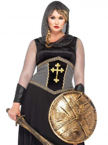 Déguisement chevalier sexy femme-1