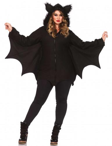 Déguisement chauve-souris femme grande taille Halloween