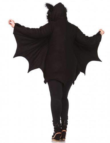 Déguisement chauve-souris femme grande taille Halloween-1