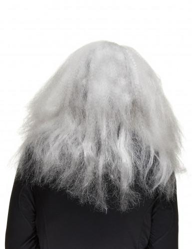 Masque latex vieux sorcier adulte-1