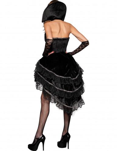 Déguisement Comtesse de Minuit pour femme - Premium-1