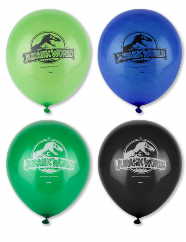 8 Ballons latex Jurassic World™