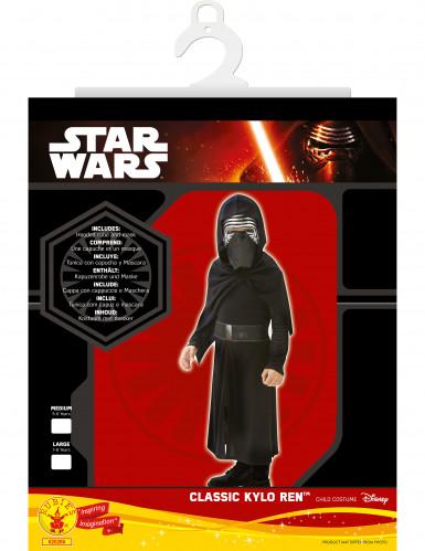 Déguisement enfant classique Kylo Ren - Star Wars VII™ -1