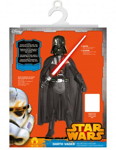 Déguisement luxe Dark Vador Star Wars™ avec masque enfant-1