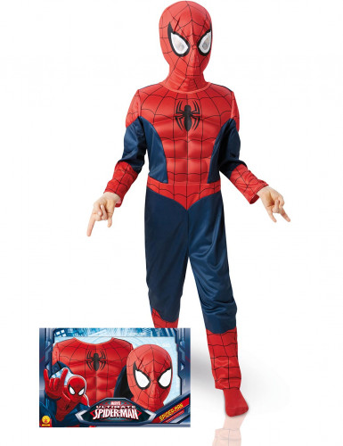 Coffret luxe 3D Spider-Man™ Ultimate enfant