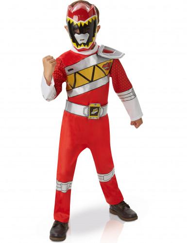Déguisement luxe Power Rangers Dino Charge™ rouge enfant