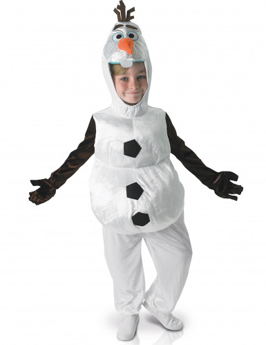 Déguisement luxe rembourré Olaf™ enfant