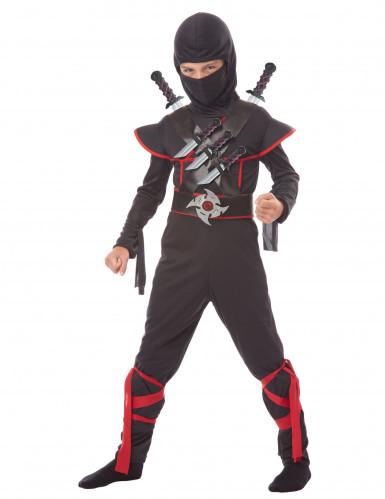 Ceinture d'Armes Ninja en plastique-1