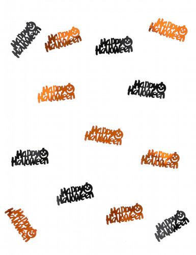 Confettis de table Happy Halloween 5 x 2 cm 10 gr-1