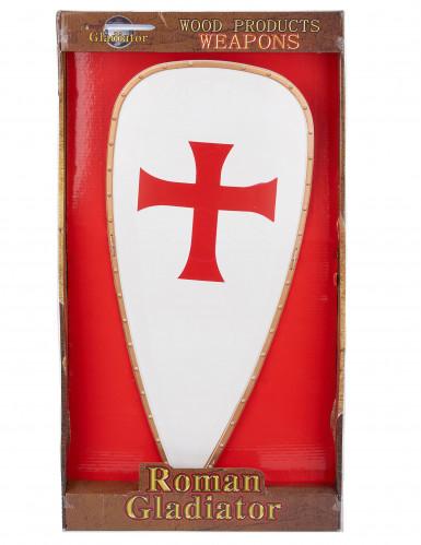 Bouclier chevalier croisé Enfant-1