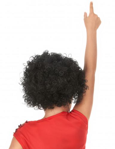 Perruque afro enfant noire-1