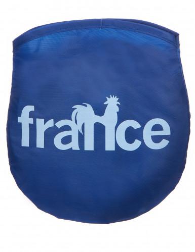 Chapeau cowboy supporter France-1