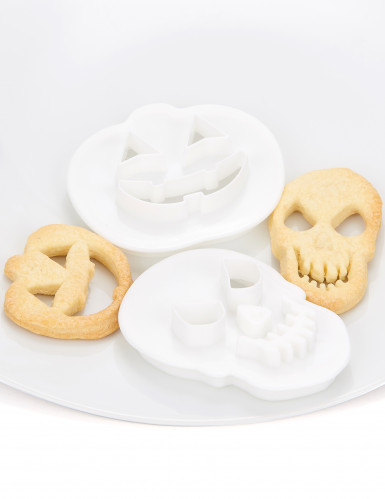 2 Emporte-pièces double-face Halloween-2