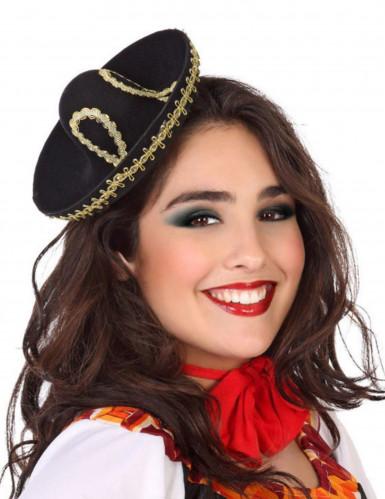 Mini chapeau mexicain