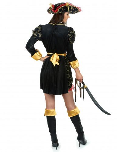 Déguisement pirate baroque femme-2