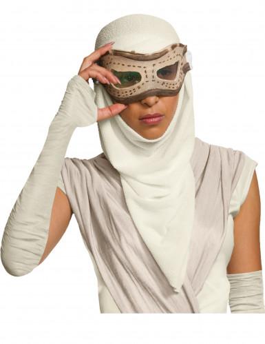 Masque avec cagoule Rey Star Wars VII™ femme-1