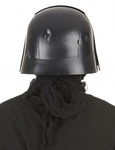 Masque luxe casque 2 pièces Kylo Ren Star Wars VII™ adulte-2