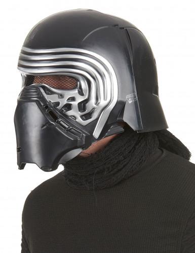 Masque luxe casque 2 pièces Kylo Ren Star Wars VII™ adulte-1